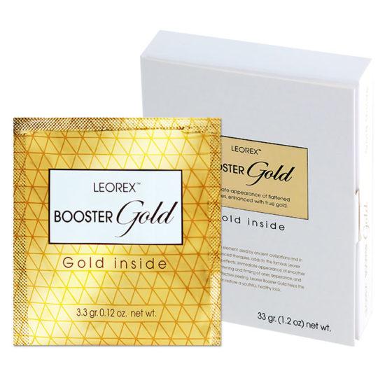 בוסטר לאורקס- סדרת הזהב 10 מסיכות זהב
