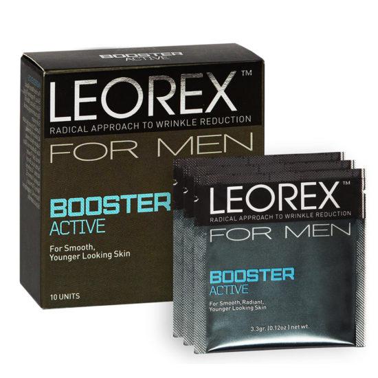 leorex booster man