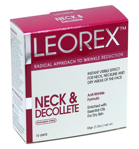 Leorex Neck & Decollete